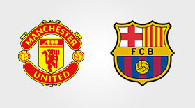 Manchester United-Barcelone