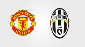 Manchester United-Juventus Turin