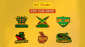 Barbados CPL Cricket 2019