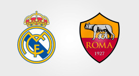 Real Madrid-AS Roma