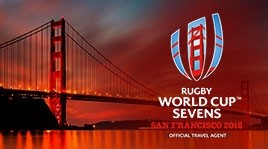 3 nuits + Billet : Rugby World Cup Sevens 2018 San Francisco