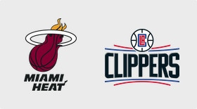 Miami Heats-Los Angeles Clippers