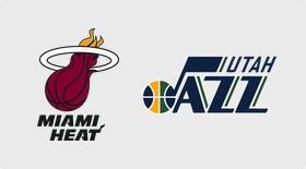 Miami Heats-Utah Jazz