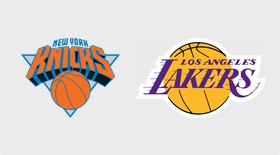 New York Knicks-Los Angeles Lakers