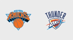 New York Knicks-Oklahoma City Thunder