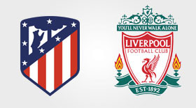 Atletico Madrid-Liverpool