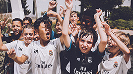 Campus Experience Fundacion Real Madrid