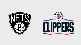 Brooklyn Nets-Los Angeles Clippers