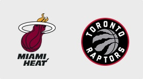 Miami Heats-Toronto Raptors