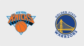 New York Knicks-Golden State Warriors