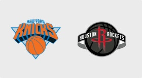 New York Knicks-Houston Rockets