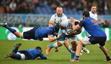 Italie v France - Calendrier tournoi 6 nations 2019 - Voyagez Rugby