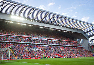 Anfield Road Maps and Informations - Couleur Voyages Travel