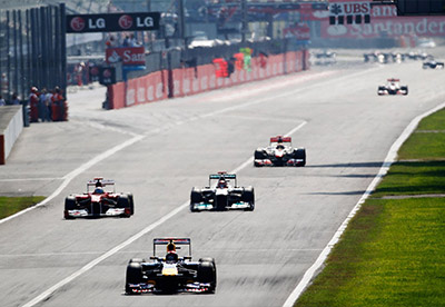 Circuit de Monza Maps and Informations - Couleur Voyages Travel