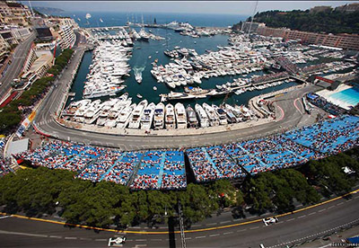 Monté Carlo - GP Monaco Maps and Informations - Couleur Voyages Travel