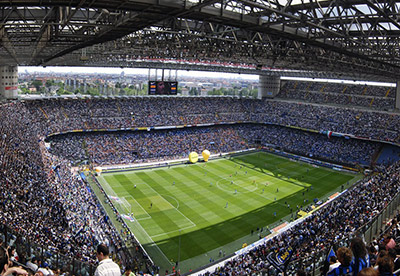 Giuseppe Meazza Maps and Informations - Couleur Voyages Travel