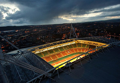 Millenium Stadium Maps and Informations - Couleur Voyages Travel
