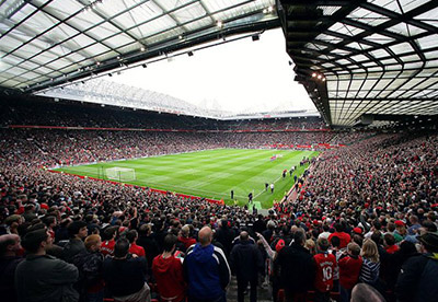 Old Trafford Maps and Informations - Couleur Voyages Travel