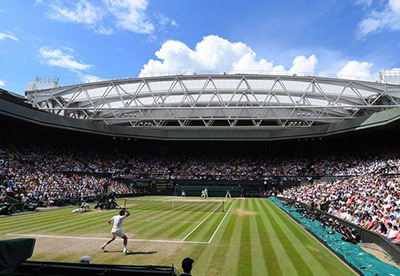 Wimbledon Maps and Informations - Couleur Voyages Travel