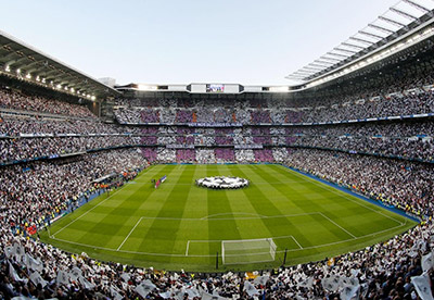 Santiago Bernabeu Maps and Informations - Couleur Voyages Travel