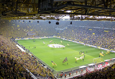 Signal Iduna Park Maps and Informations - Couleur Voyages Travel