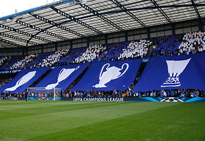 Stamford Bridge - Informations et plans de stade - Couleur Voyages